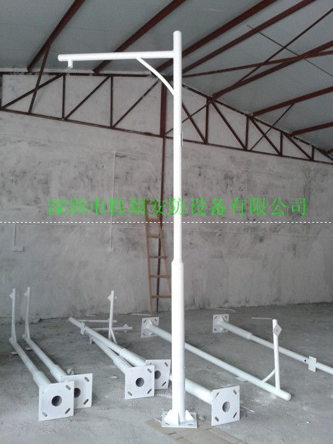 Manufacturers of all sizes to monitor adjustable pole 3 m 4 m 5 m with thick galvanized control<br><br>Aliexpress