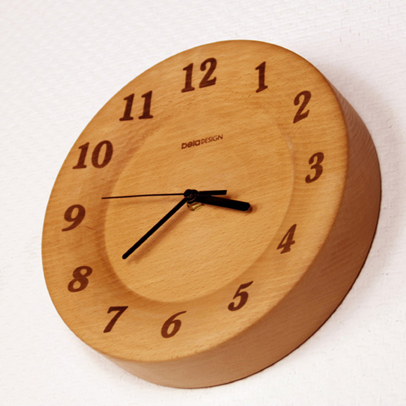 wall clocks wooden 2