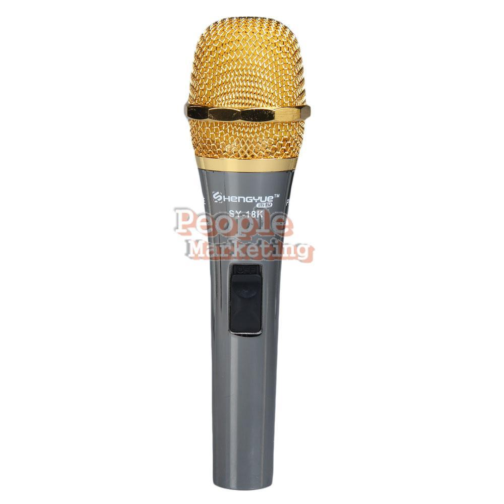 Professional Cardioid Condenser Microphone MIC Black P4PM<br><br>Aliexpress