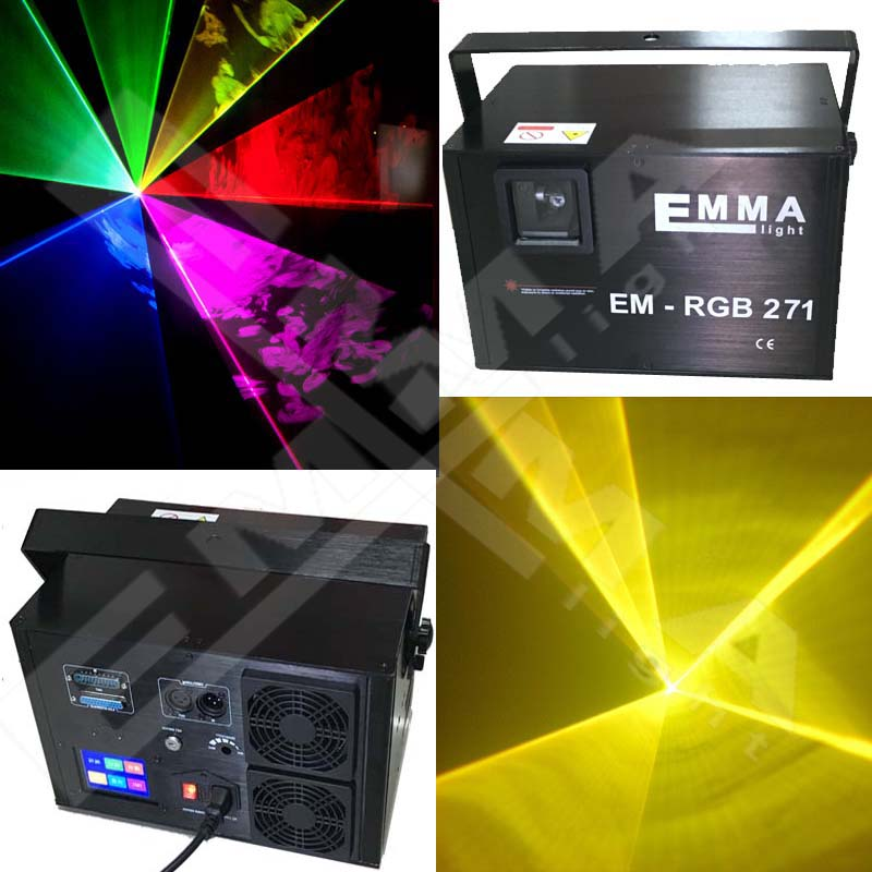 high power 5W RGB full color animation laser 3D stage light/ Led moving head laser DJ light equipment(China (Mainland))