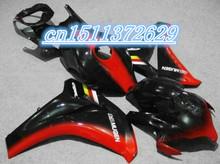 Buy Dor-fairings CBR1000RR 08 09 10 11 CBR1000 08-11 CBR red black 1000RR 2008-2011 1000 RR 2008 2009 2011 fairing kit for $200.25 in AliExpress store