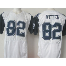 hot sale Mens #88 Dez Bryant #82 Jason Witten #22 Emmitt Smith #50 Sean Lee 100% Stitched Logos wholesale hot Free shipping(China (Mainland))
