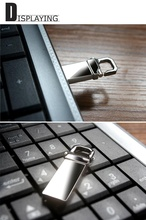 Usb флэш-накопитель 32 ГБ мини флэш-накопитель usb-палки 16 ГБ 8 ГБ 4 ГБ металлический брелок usb-драйвера USB 2.0 флэш-накопитель