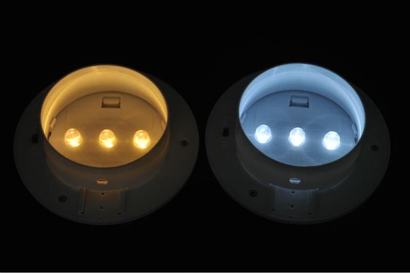 Magical brand new super bright rechargeable MI-NH battery solar garden light<br><br>Aliexpress