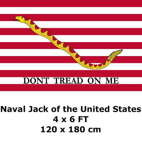 Flag of Naval Jack of the United States 4` x 6` FEET 100D Polyester US USA American First Navy Jack Flags and Banners(China (Mainland))
