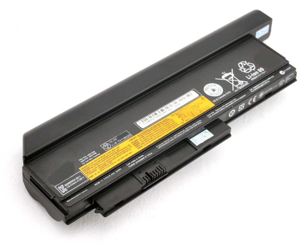 9 cells 6600mAh Battery for Lenovo ThinkPad X220 X220i X220s X230 X230i X230s 42T4901 42T4902 42Y4940 42Y4868 42T4873 42Y4874