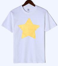 Hot Sale Steven Alam Semesta Bintang T-shirt Musim Panas 2018 Baru Kedatangan T Kemeja 100% Katun Kualitas Tinggi Pendek Lengan O-Leher t-shirt(China)