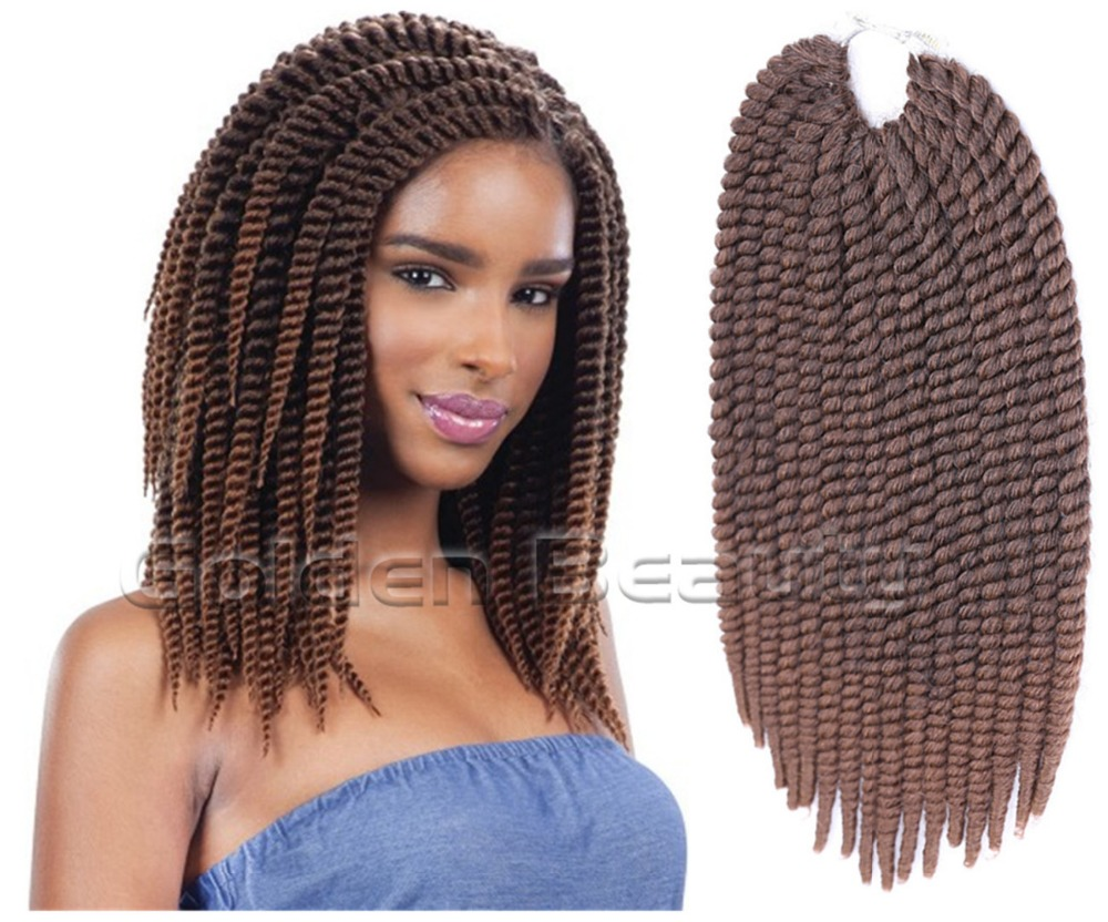 Twist Braid Wholesale Crochet Senegal Braid Hair Extension-in Hair ...