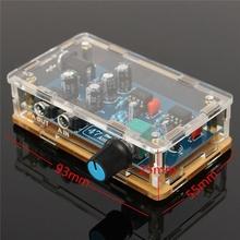NEW Single Power Supply HIFI Portable Headphone Amplifier PCB AMP DIY Parts For DA47  (Color: Multicolor)(China (Mainland))