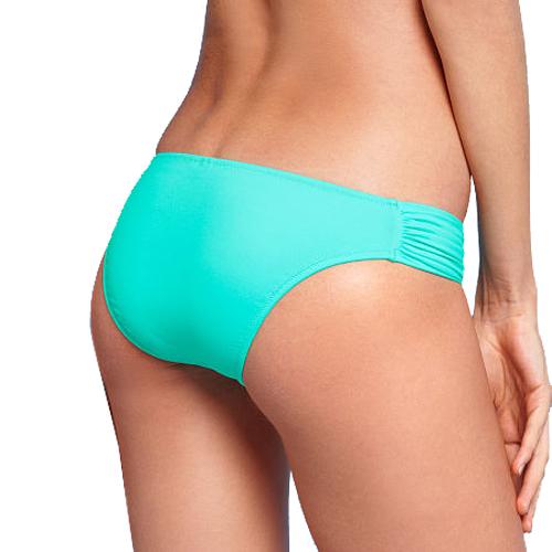 Cheeky bikini bottom Swimming trunks Women's brazilian swimsuit bottoms Low bikini bottoms cheeky bikini bottoms 10 color(China (Mainland))