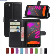 Super PU Leather Coque Carcasa BQ Aquaris M5.5 M 5.5 Flip Case Genuine Housing fundas Back Shell Cover 100% Fit - Brand Buying Store store