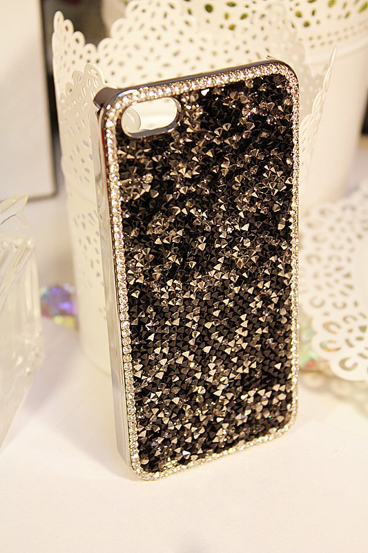9 1pcs 4.7 inch Case For iphone6 case for iphone6 plus 5.5 inch Hot Fashion Luxury Diamond Flashing Cell Phone Cases Covers For apple iphone 6 case iphone 6 plus case accessories