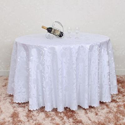 Popular inch round tablecloths buy cheap inch round - Nappe table ronde 120 ...