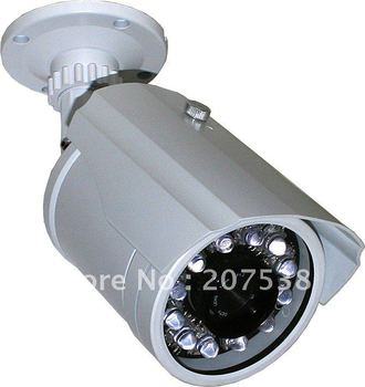 "Free shipping 1/3"" Sony CCD 540TVL 12IR high quality LED CCTV Camera video surveillance waterproof"