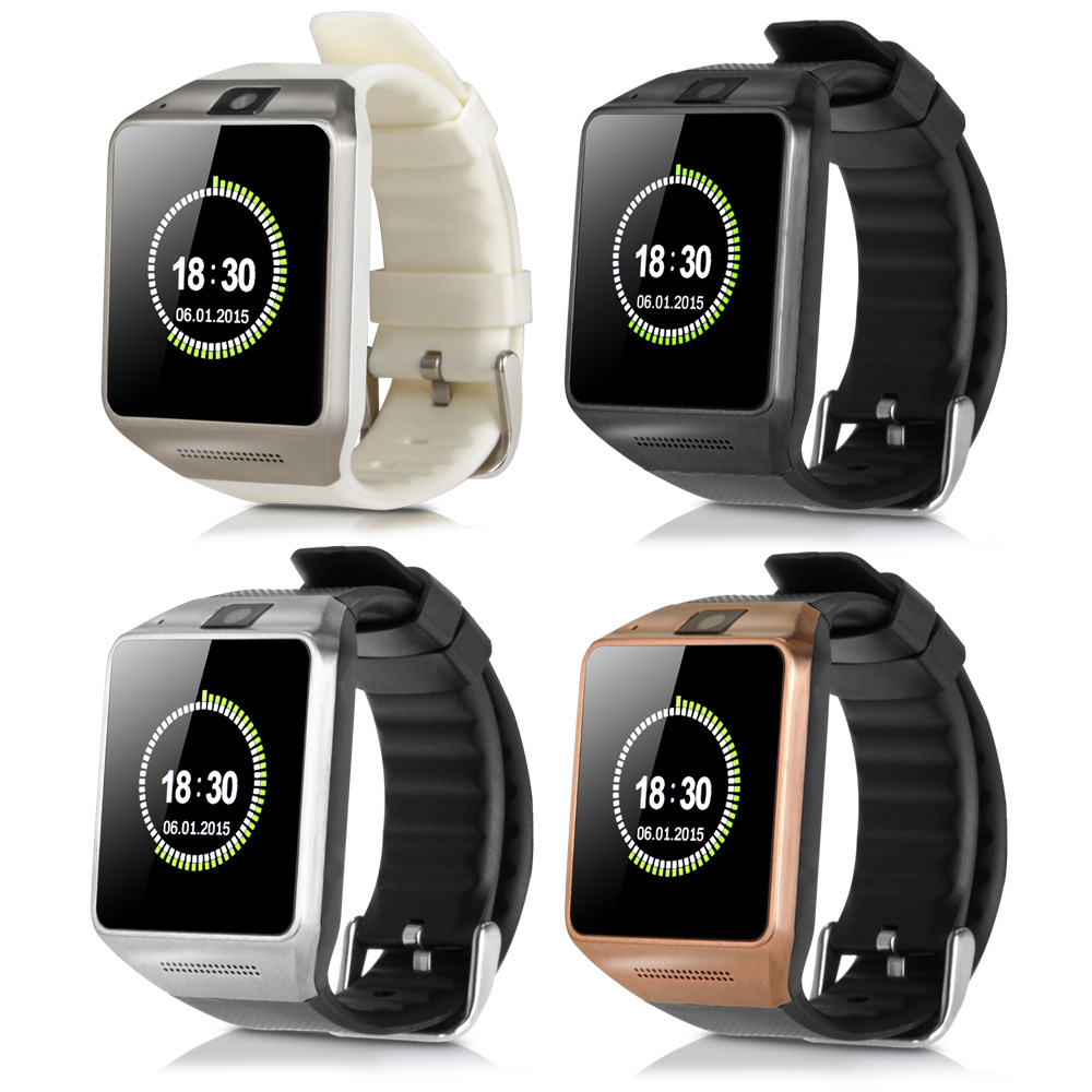 New 1.54''Android Smart Bluetooth Watch GV08 Support SIM Card and Camera For All Android Phone Smart wear for Man and Women(China (Mainland))