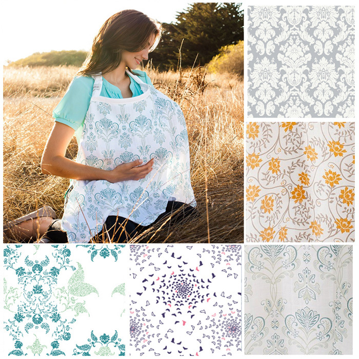 New Women Udder Covers Nursing Cover Breastfeeding Cover Baby Infant Breathable Cotton retail wholesale nursing cloth(China (Mainland))
