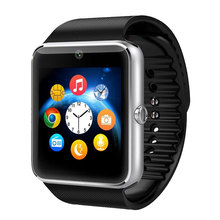 Buy smartwatch nfc smart watch heart rate monitor Wearable Devices Bluetooth Sports remote control camera smart watch waterproof for $23.58 in AliExpress store