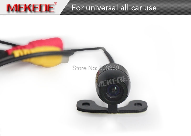 Universal Car Rear View Camera 170 Degrees Waterproof Reverse Rearview Backup Parking - Linstar Top accessories shop store