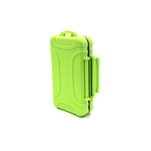 14 in 1 Tough Hard Storage Carry Protector Box Water Resistant Holder Memory Card Case 6 SD Cards + 8 Micro SD TF Cards Green(China (Mainland))