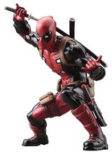 Deadpool Action Figures Merc With A Mouth Anime Game Toys Figurines 20cm PVC Anime Toys Figure Deadpool Model Toy free shipping