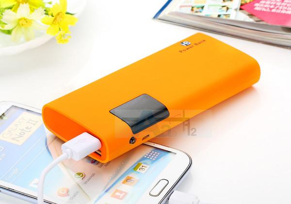 лучшее качество! 50000mah оригинальный питания банка lcd дисплей портативный заряжатель батареи для samsung iphone6, которую все Телефон