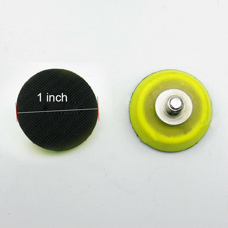 1 inch Pneumatic Sander Disc Pad for Pneumatic Sander Polisher