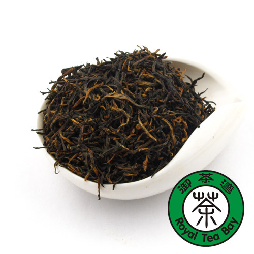 250g organic Jin Jun Mei Black Tea T116 Golden Eyebrow Black Tea