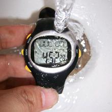 Pulso LCD Digital de Monitor de ritmo cardíaco reloj calorías del contador de Fitness deportes relojes hombres 2015 nueva llegada del envío gratis