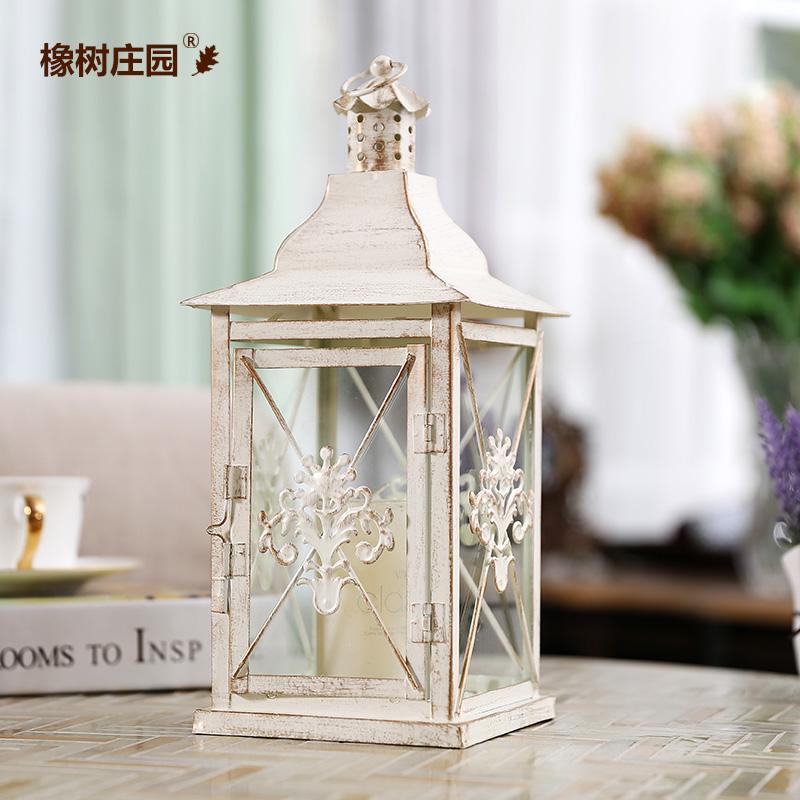 Acquista all 39 ingrosso online vecchio stile lanterne da for Casa in stile europeo