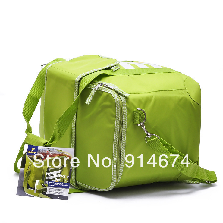 Fast shipping cooler bag for outdoor ,ice bag,sales promotion lunch cooler bag picnic bag(China (Mainland))