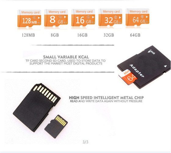 promotion High speed class6/6 Micro Card TF Memory reader+adapter transflash 2/4/8/16/32GB T-flash SDHC T4 - MicroDeal international's store