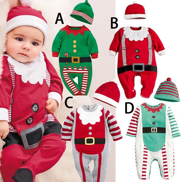 Christmas Elf Suit Little Santas Xmas