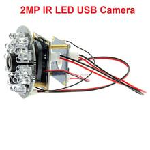 12mm lens 1080P CMOS OV2710 MJPEG 30fps usb industrial high speed camera(China (Mainland))