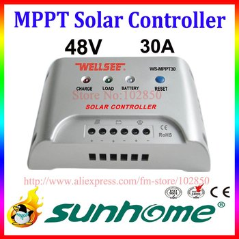 Mixed order available,48V,30A,solar charge regulator MPPT30,solar mppt controller,CE,RoHS panel charge controller