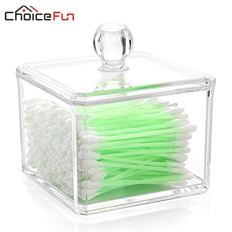 CHOICEFUN 2016 Acrylic Sundries Container Box Clear Shower Gel Organizer Home Bathroom Accessories Supplies Products SF-1181(China (Mainland))