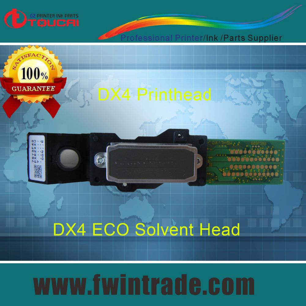 original Japanese for Epson print head dx4 solvent base Mutoh dx4 head for Rockhopper II 50 64 87 K plus II 2H II 4H printer(China (Mainland))