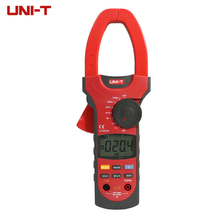 UNI-T UT207A 1000A digital clamp meter Clamp Meter portable toolbox AC/DC Volt Amp Ohm Hz - Measuring Tools store