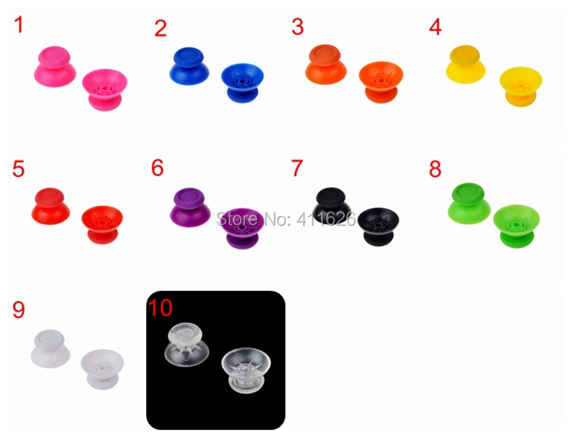 3d analog thumb stick for Sony play station 4 ps4 Controller analogue Thumbsticks for dualshock 4 replacement stick<br><br>Aliexpress