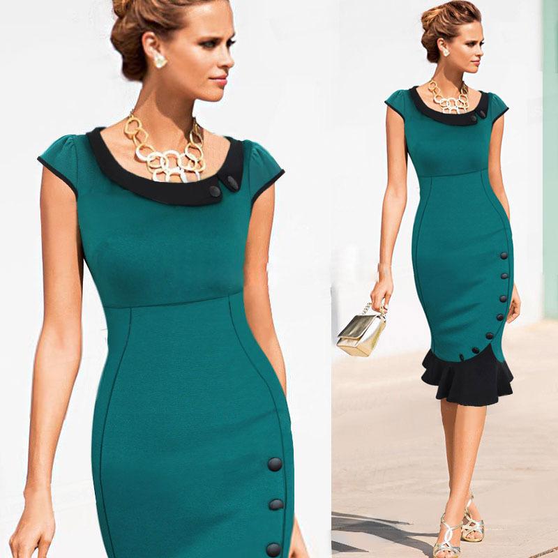 Compra ropa formal para mujer online al por mayor de china mayoristas de ropa formal para mujer - Dressing modellen ...