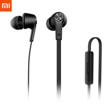 Newest Original Xiaomi Piston Colorful Youth Edition Earphones 3.5mm Hearphones Headset with Mic for Note 2 Mi4 3 Original Box(China (Mainland))