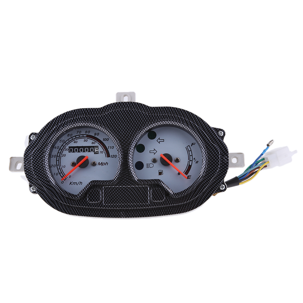Scooter Speedometer Dash Instrument For B05 B08 CPI HUSSAR KEEWAY RY8 F-ACT
