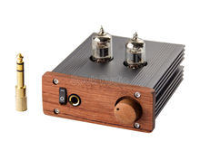 Buy Music Hall Single-ended Class Stereo 6J1 Tube Headphone Amplifier Audio HiFi Preamplifier New Free for $62.40 in AliExpress store