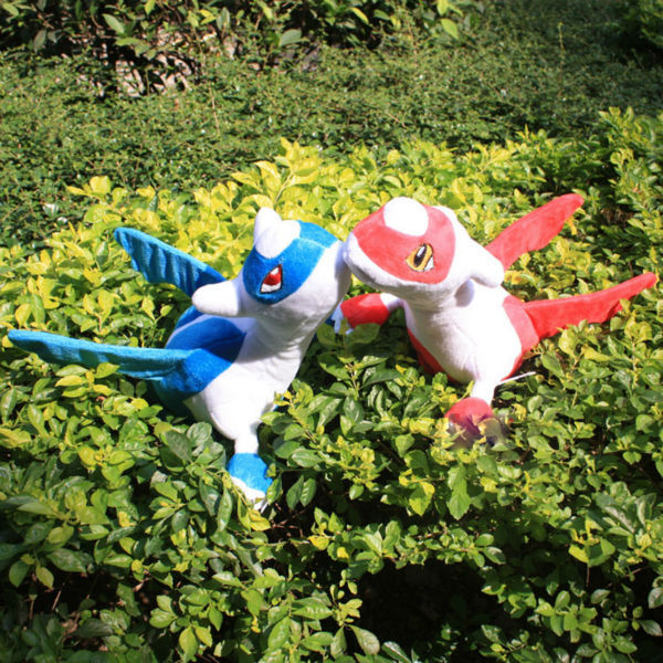 10pcs/lot New Arrival Pokemon Latias and Latios Stuffed Plush Toy Doll With Tag 1230cm Free Shipping<br><br>Aliexpress