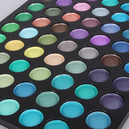 ABWE Professional 252 Color Shimmer Matte Eyeshadow Palette Makeup Cosmetic Kit Party