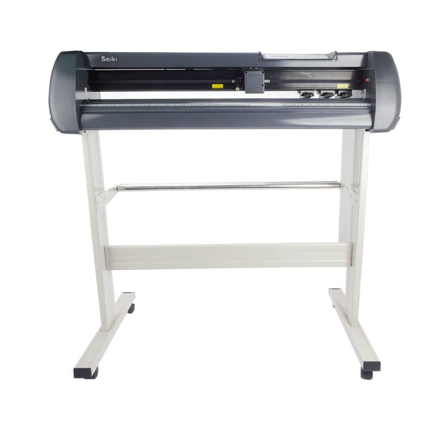 Free by DHL cutting plotter 60W cuting width 760mm vinyl cutter Model SK-870T Usb Seiki Brand high quality 100% brand new(China (Mainland))