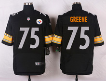 For Mens,Antonio Brown Heath Miller Ryan Shazier Le'Veon Bell Ben Roethlisberger Elite stitched Pittsburgh(China (Mainland))