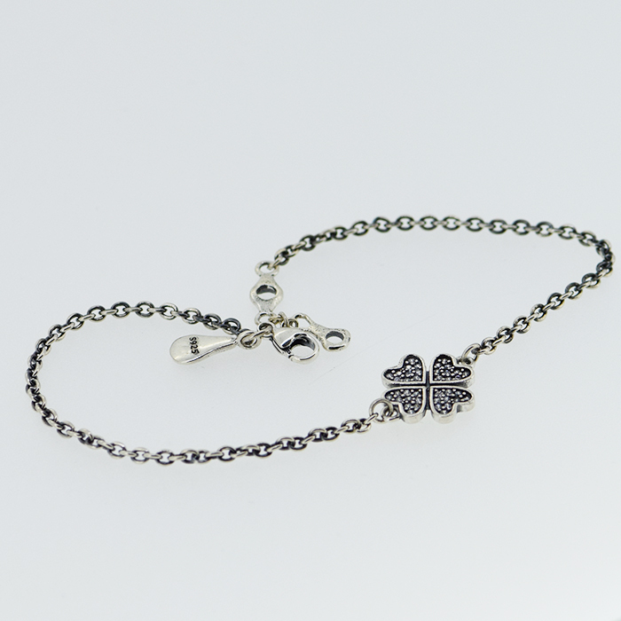 Discount Pandora Symbol Of Lucky In Love Clear Cz