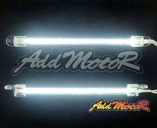 """2 x 12 """" 30 cm blanc extérieur et intérieur sous Car Neon Lights lampe néon 316 #(China (Mainland))"""