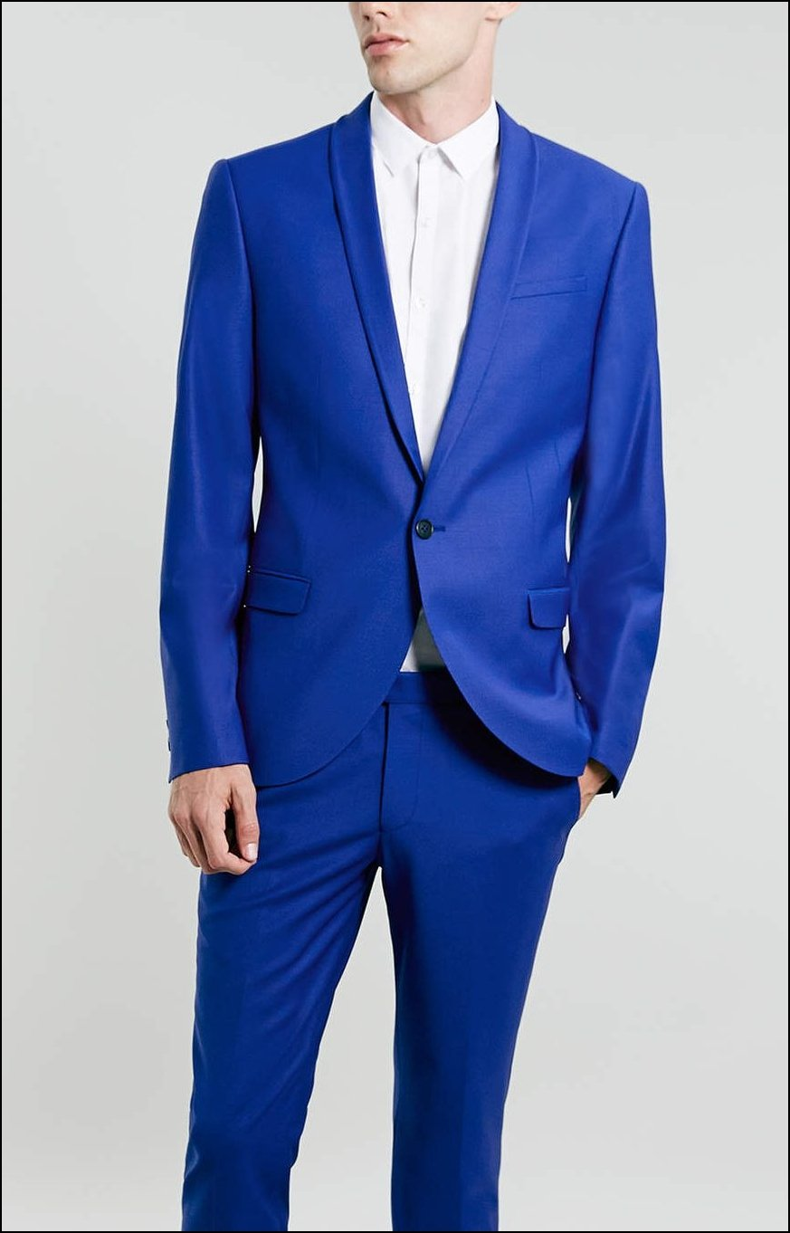 Bright Blue Dress Pants Men S Dress Pants Dress Pants For Men ...