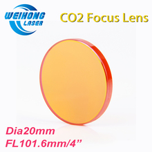 Buy CN PVD ZnSe Co2 Laser Focus Lens Diameter 20mm Focal Length 101.6mm Co2 Laser Cutting Engraving Machine for $12.00 in AliExpress store